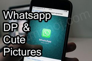 Whatsapp Dp & Cute pictures