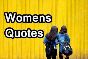 Womens Quotes